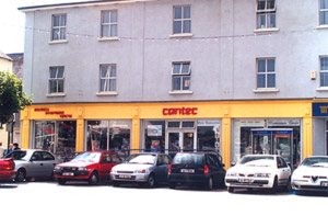 Cantec original premises The Quay Waterford