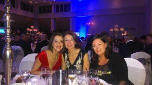 Paula O'Gorman & Deirdres Spillane at Waterford Business Awards