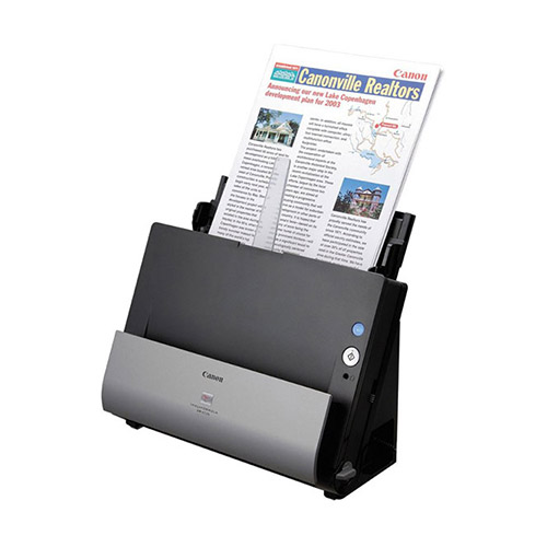 Canon DR C125 Scanner Img01