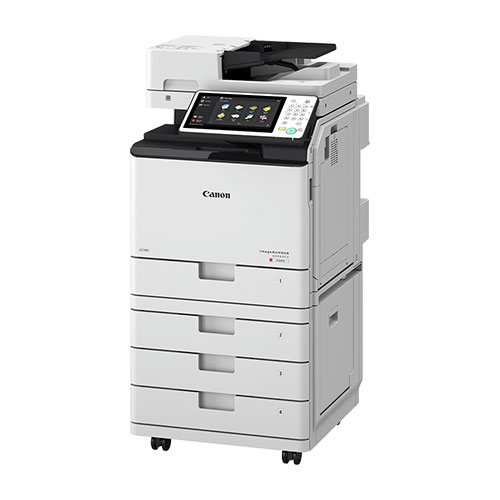 Canon imageRUNNER ADVANCE C255 C355 Series Img01