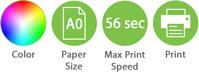 Color A0 56sec Print