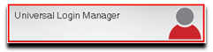 Universal Login Manager Link