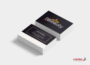 BBeauty Business Card