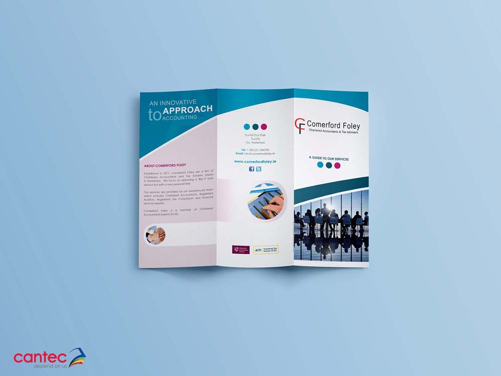 Comerford Foley Brochure