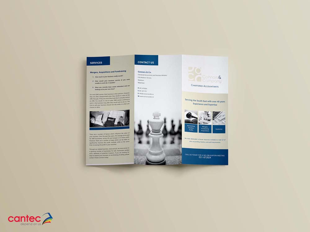 Connors Company Brochure