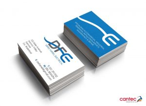 Derek Farrell Electrical Business Cards