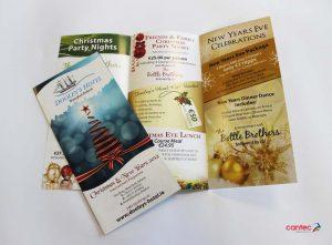 Dooleys Hotel Brochures