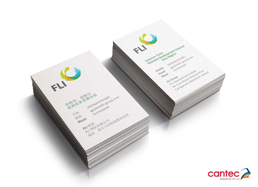 FLI Business Cards