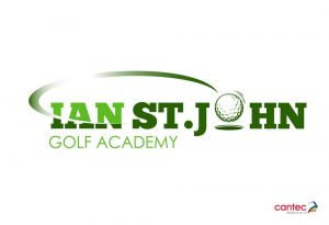 Ian St John Golf Academy Waterford Logo Design