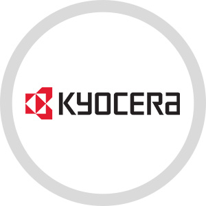 Kyocera Logo Circled