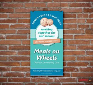 Meals on Wheels Poster