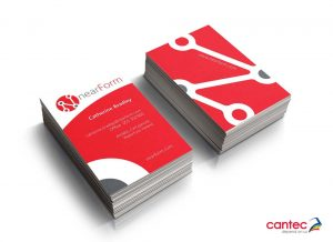 Nearform Business Cards