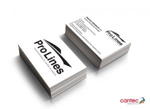 Prolines Business Cards