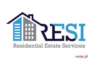 RESI Logo Design
