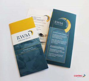 RWM Brochures