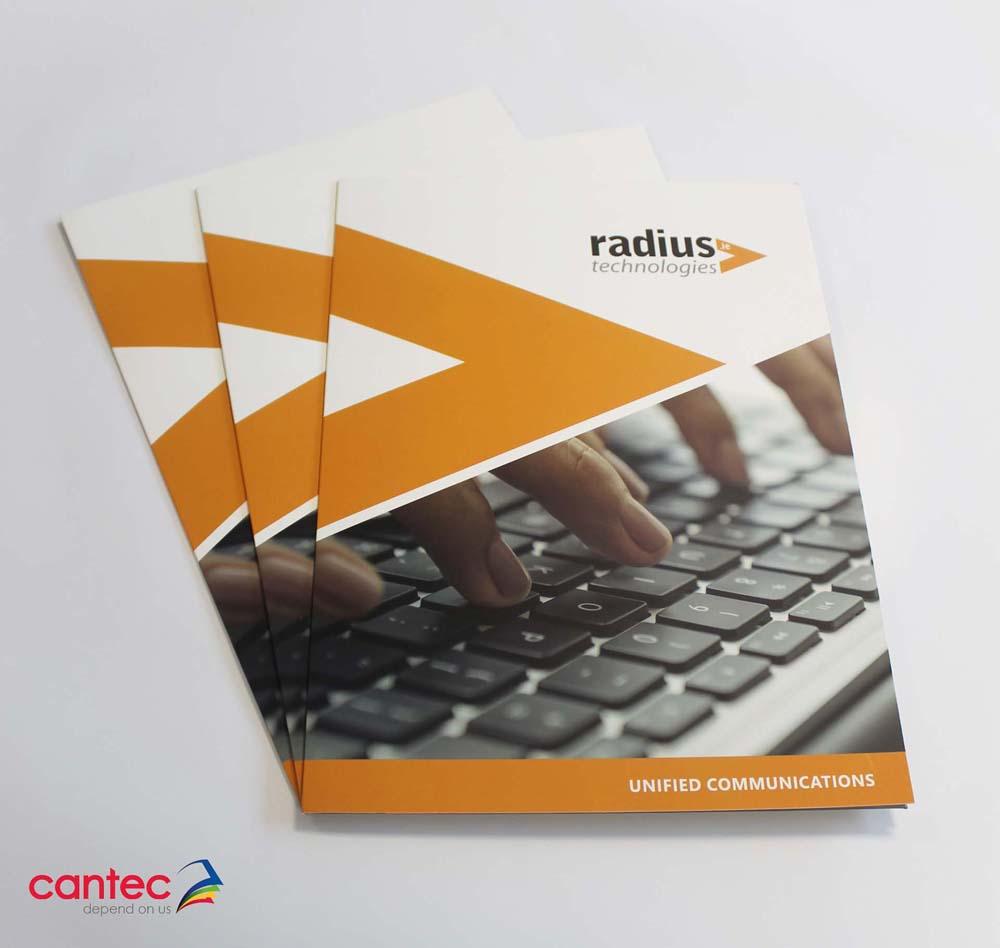 Radius Presentation Folder