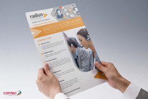 Radius Product Leaflet