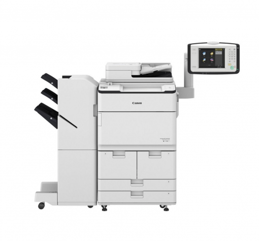 Canon imageRUNNER ADVANCE DX-8700 Series