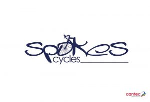 Spokes Cycles Waterford Logo Design