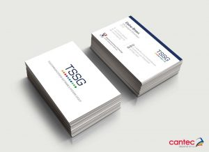 TSSG Business Cards
