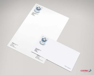 Tramore Rangers Business Stationery