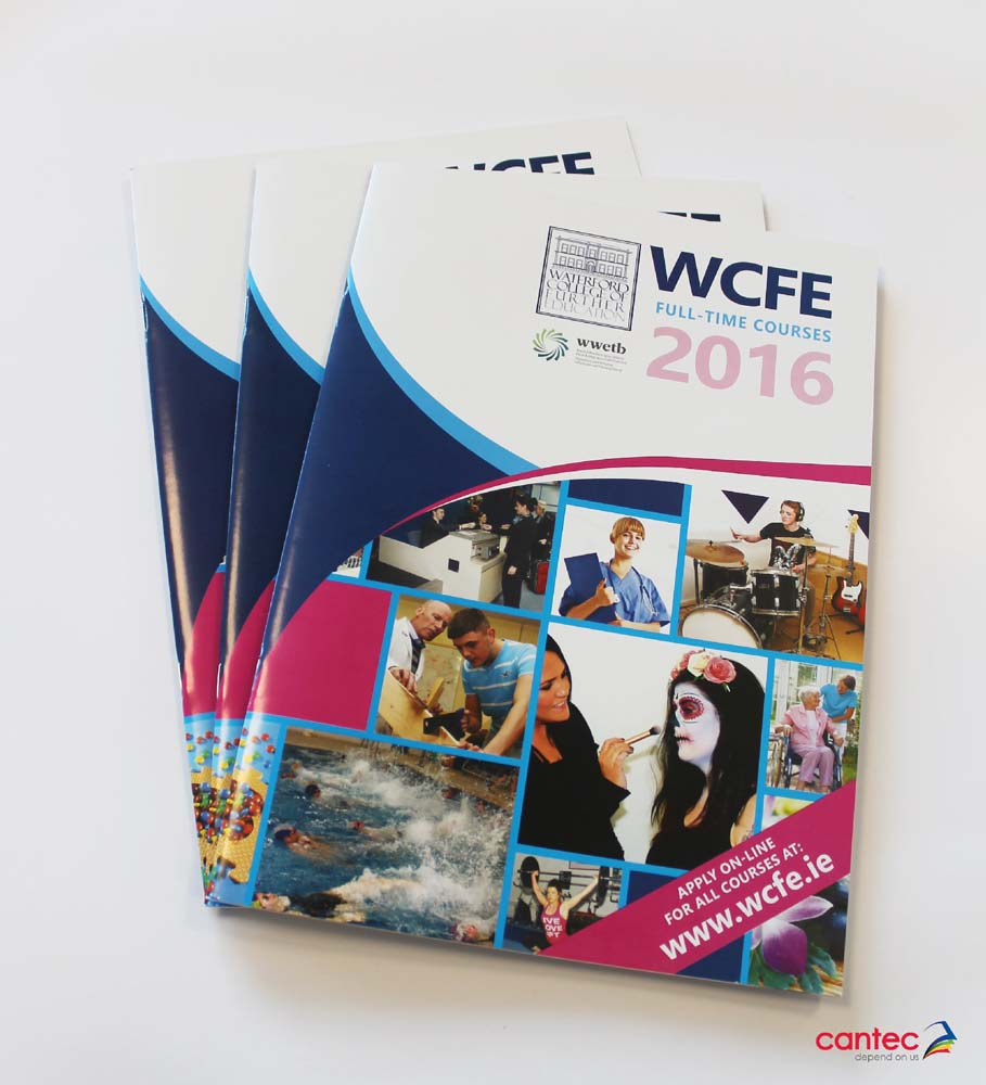 WCFE 2016 Booklets