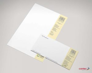 WCFE Business Stationery