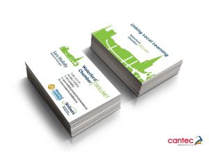 Waterford Chamber Business Cards