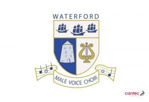 Waterford Male Voice Choir Crest Logo Design