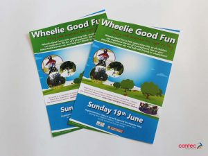Wheelie Good Fun Flyer