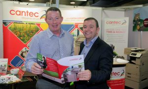 Neil & Dara from Cantec at the IPPN Education Expo
