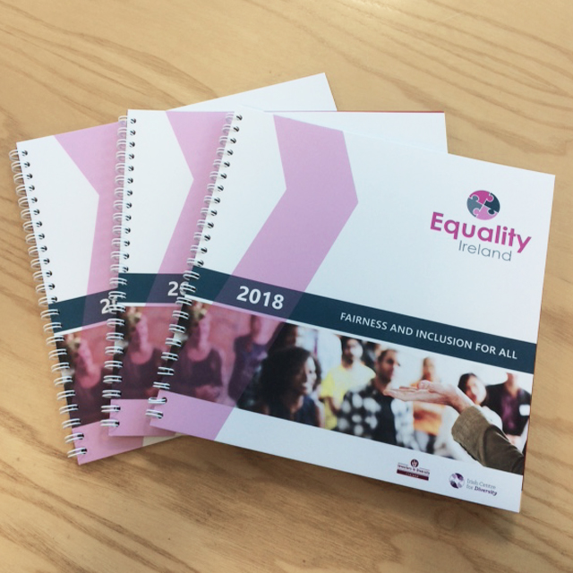 Equality Ireland Booklet