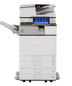 Ricoh MP C3504exSP multifunction Printer with extra cassettes