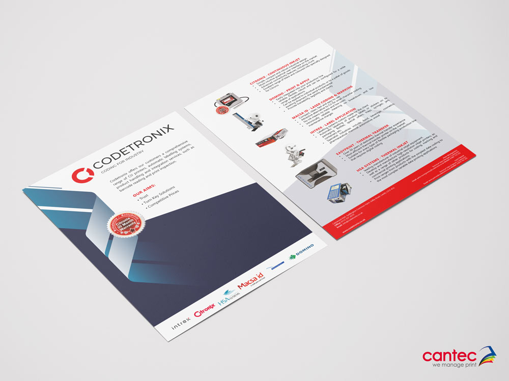 Codico Leaflet