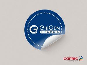 Eirgen Pharma Sticker