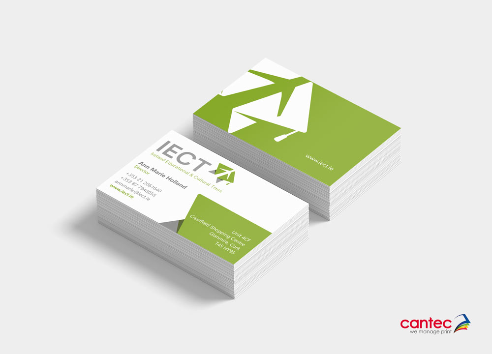 IECT Business Card