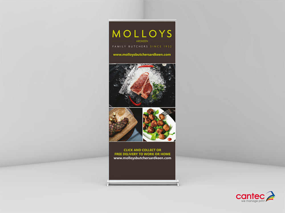 Molloy's Roll up