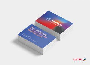 Nearform Business Card