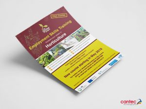 The Grow Project Leaflet