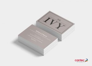 The Ivy Business Card