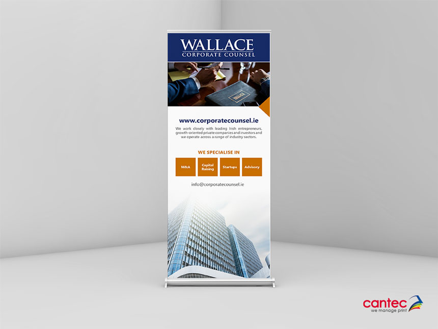 Wallace Corporate Counsel Roll up